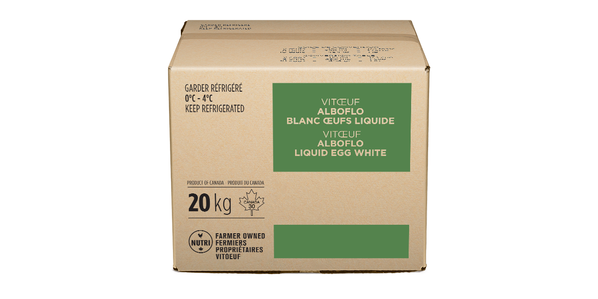 Alboflo Liquid albumen