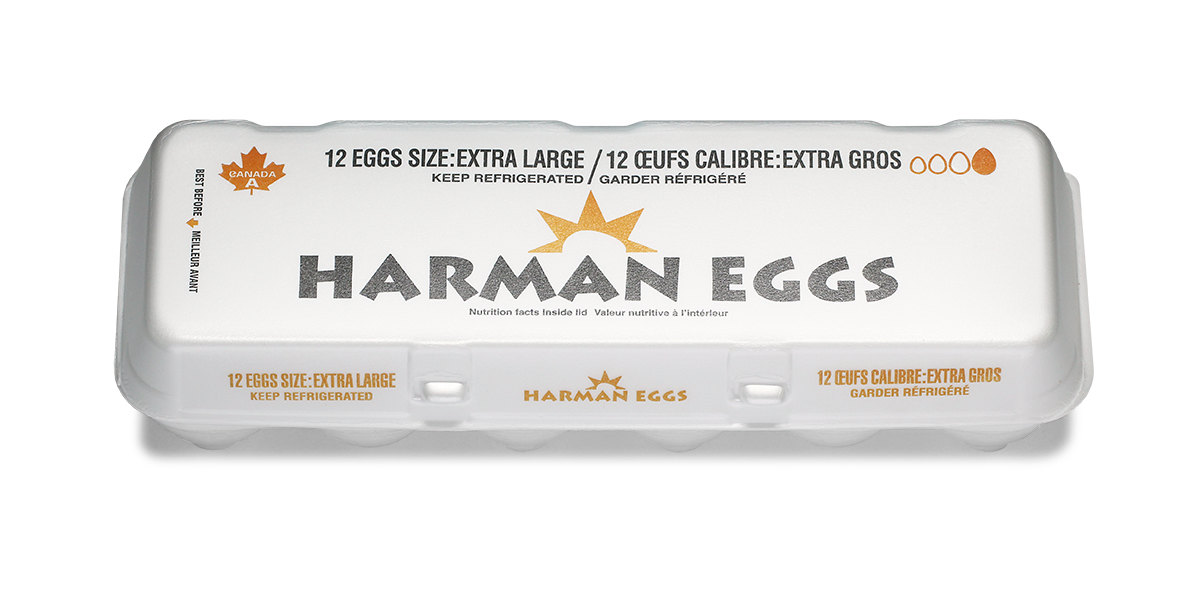 Harman Extra Large Eggs