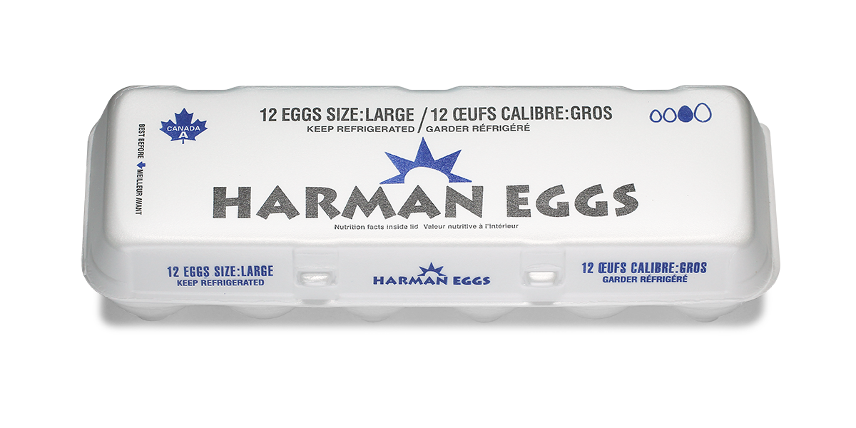 Harman Large Eggs